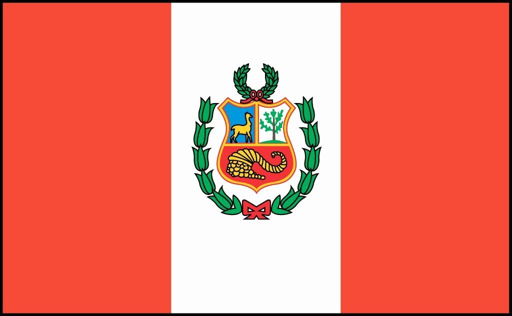 Peruvian Flag Coloring Page In 2020 Flag Coloring Pages Peru