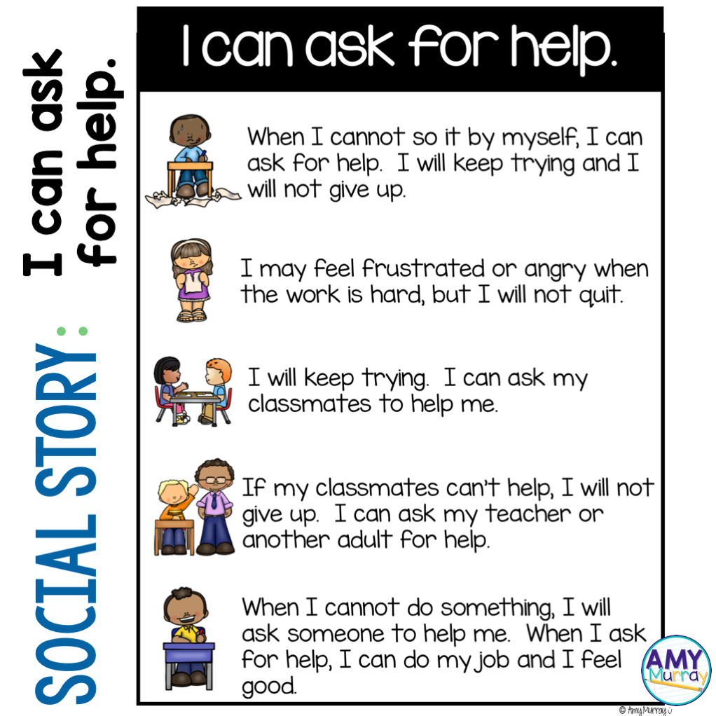 how to ask for help in email