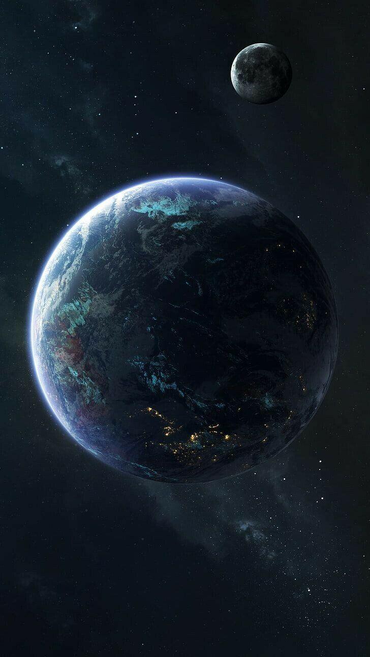 خلفيات الكرة الأرضية Earth عالية الوضوح 19 Papel De Parede Terra Ilustracao Do Espaco Espaco E Astronomia