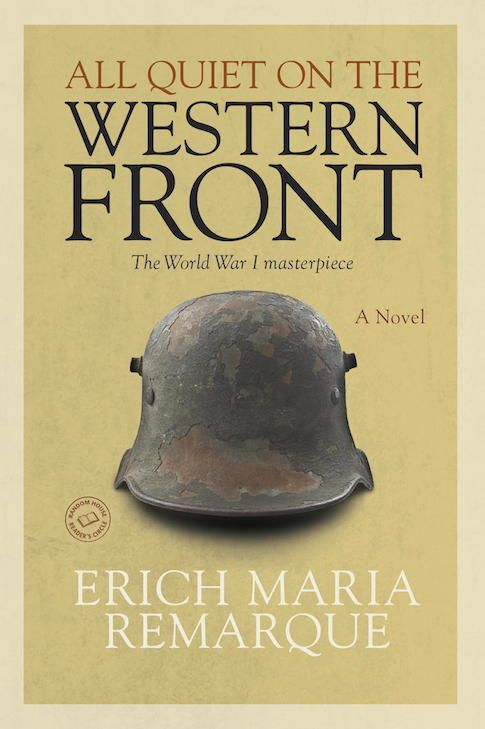 Thesis help on All Quiet on the Western Front? ?