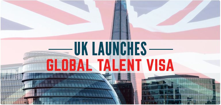 Uk Prime Minister Has Announced The Launch Of The Global Talent