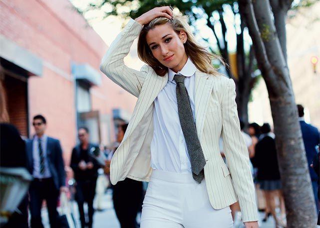 A fundadora da agência virtual de beleza Vênsette, Lauren Remington Platt – Foto: Reprodução/Harper's Bazaar