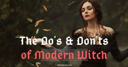 What Do #Witches Do - the Do's and Don'ts of Modern #Witch #modernwitch What Do Witches Do - The Dos and Donts of Modern Witch-feat #modernwitch