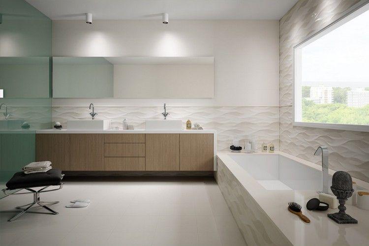 Klare Formen, Edle Materialien Und Eine Ruhige Farbstimmung Kennzeichnen  Diese 85 Atemberaubend Modernen Badezimmer Ideen, Die Wir In Einer Großen  Sammlung