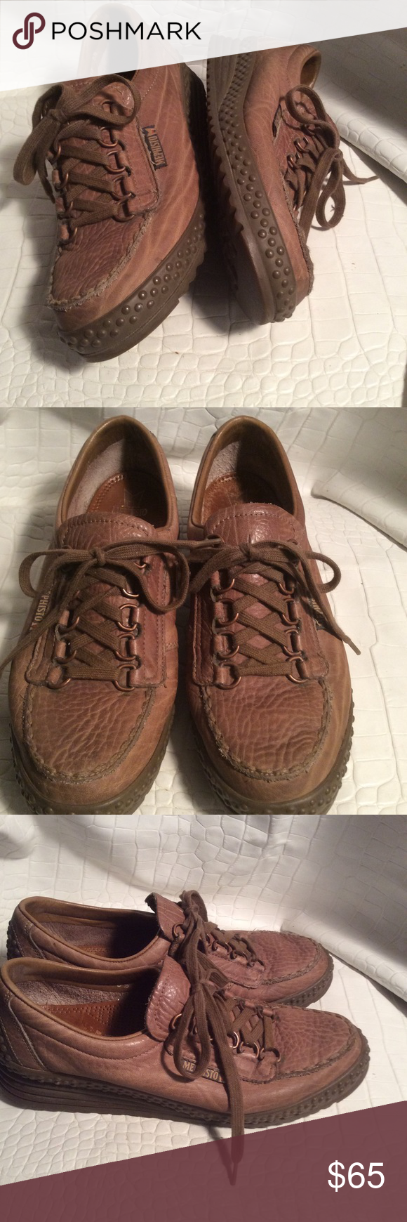 5473ed9904 Mephisto sneakers Preloved mephisto trampoline sneakers genuine leather  good condition,made in France Mephisto Shoes Sneakers