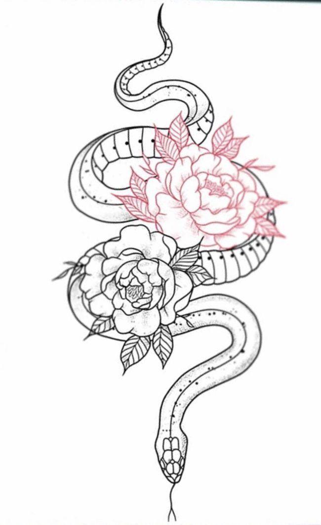 #Tattoos #flowertattoos - Flower Tattoo Designs