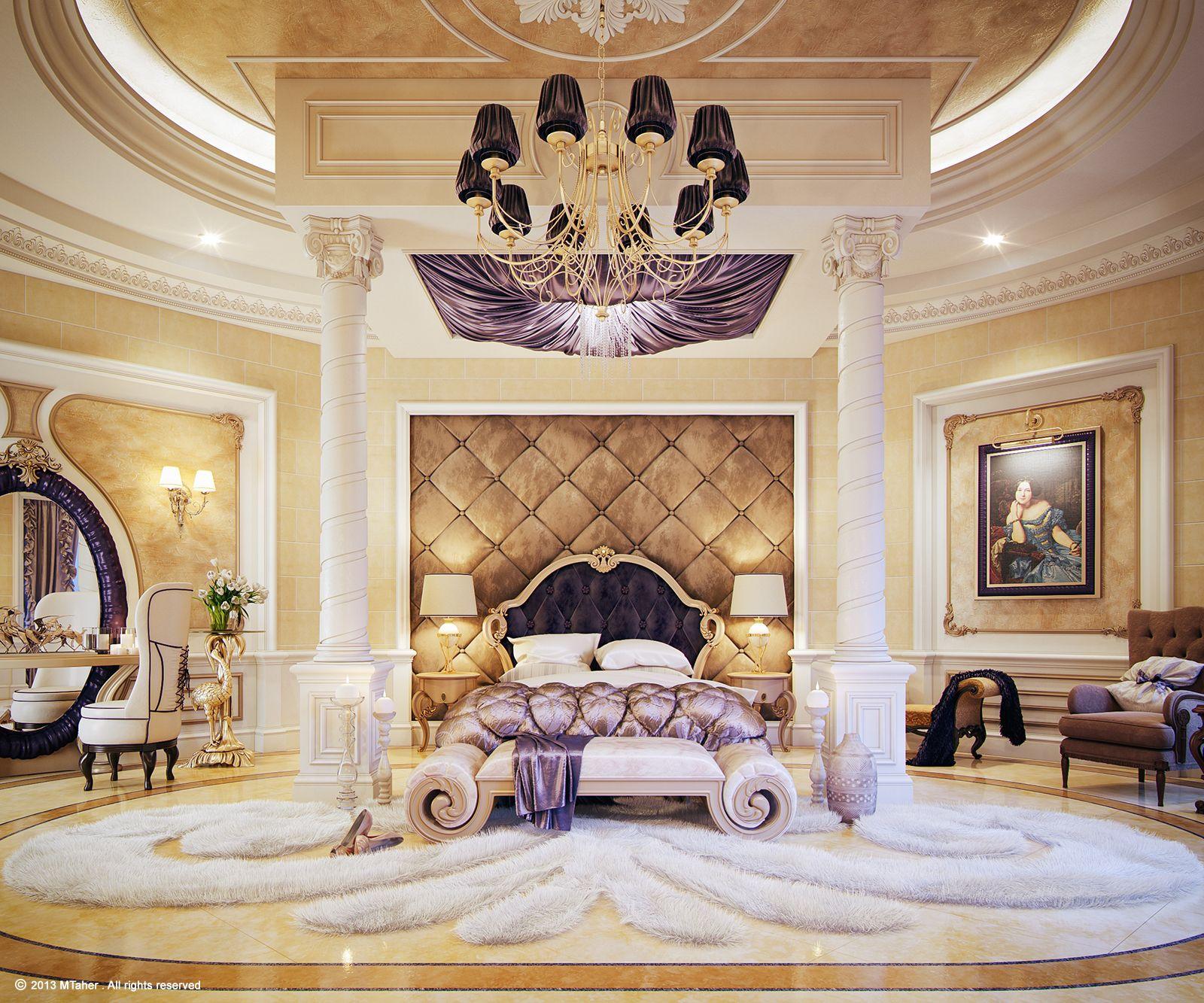 Luxury Master Bedroom Home Design Pinterest Luxury