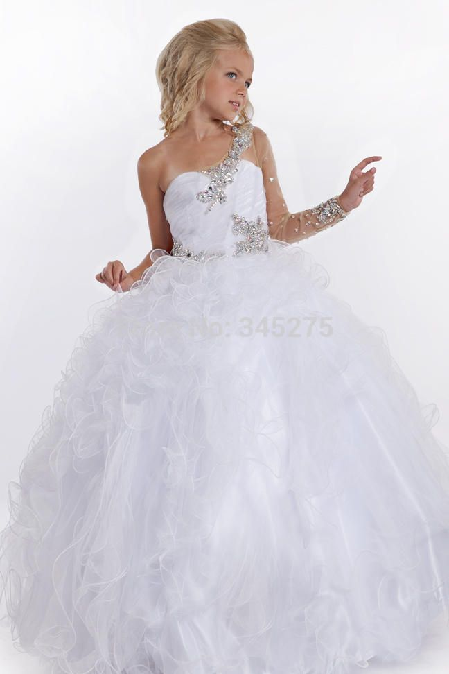 Wedding Dress for Girls 10 to 11