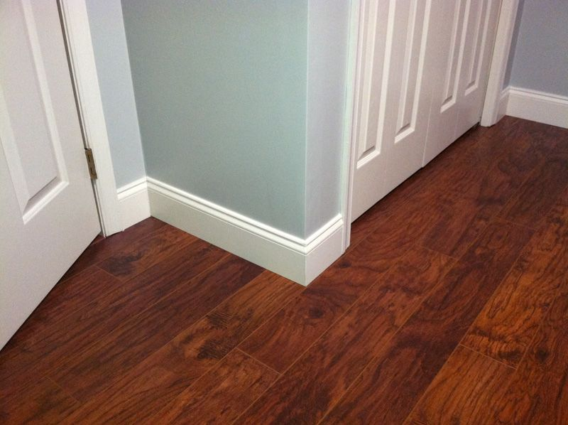 Inhaus Timeless Impressions Highlands Hickory Laminate Flooring