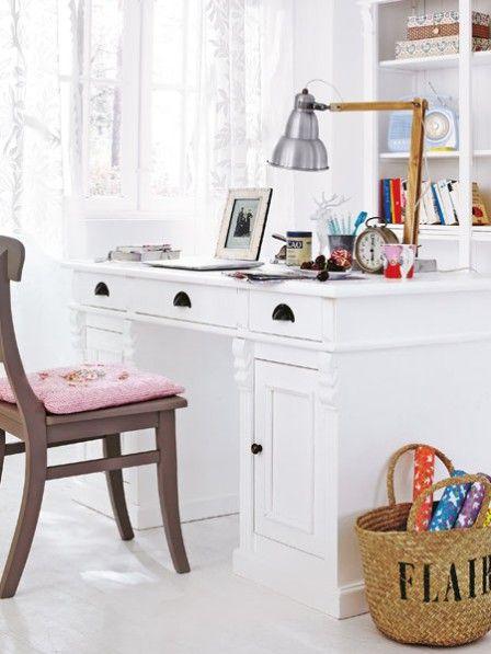 Home-Office Nähzimmer oder Büro? Fitness rooms, Bureaus and - der arbeitsplatz zu hause
