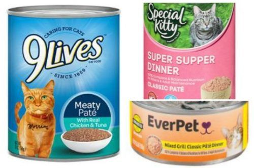 Voluntary Recall Of Certain Cat Food By The J M Smucker Company