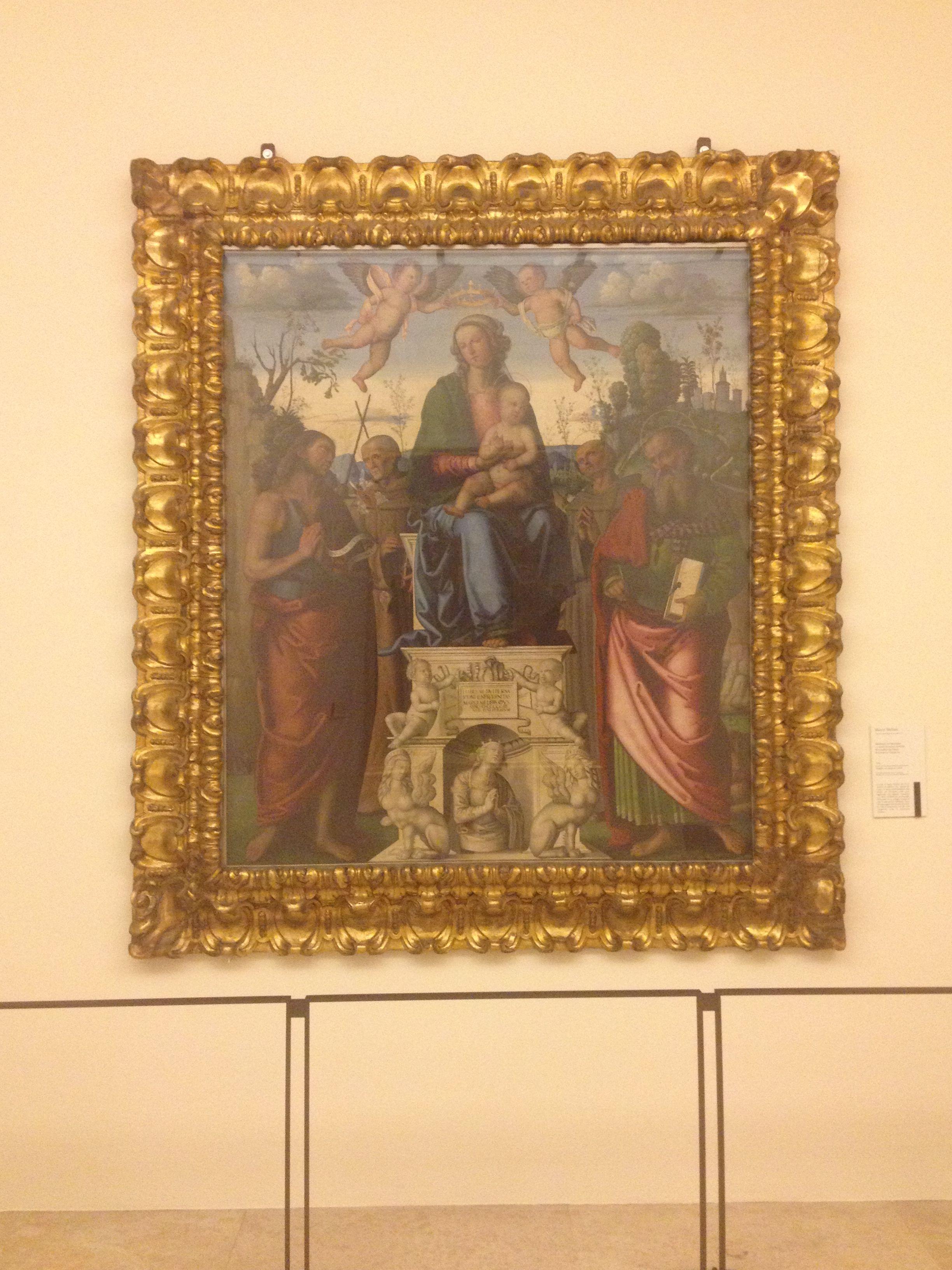 Galleria Estense.