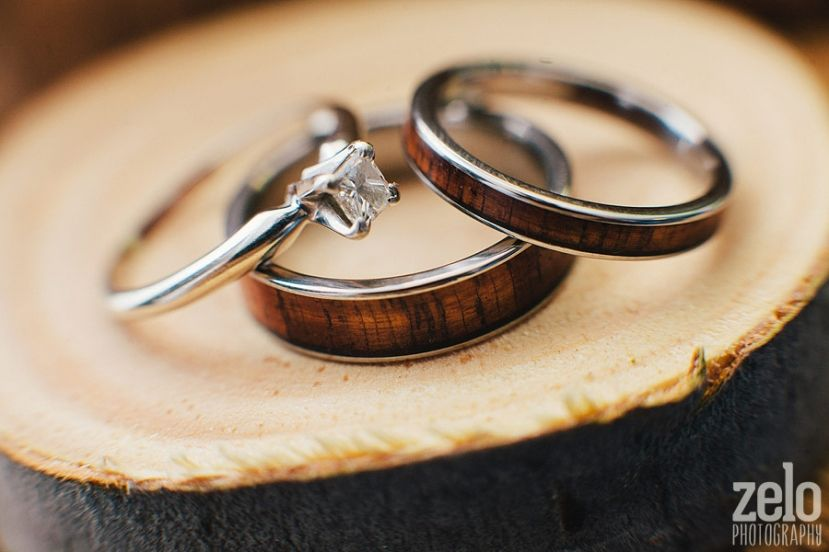 Unique Wedding Rings For Women Wooden Rings Engagement Wedding Rings Unique Wooden Wedding Ring
