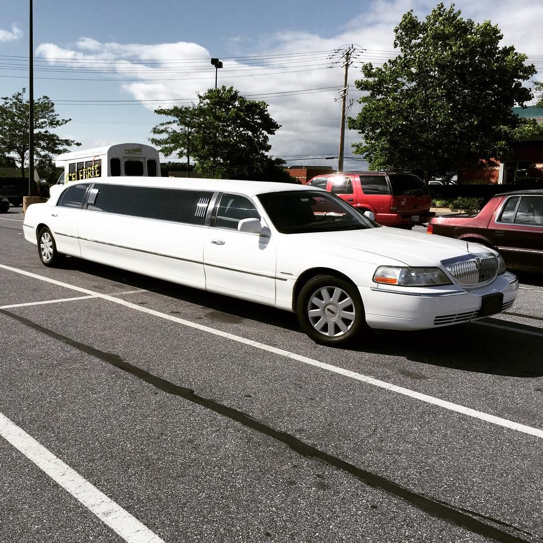Limo, Lincoln Town Car, Vehicles