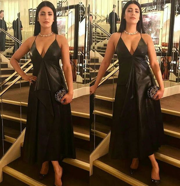 4e79e9602f8 Shruti Hassan at Cannes 2017 - Cannes 2017 - 7 Indian Celebs dressed best  at Cannes 2017