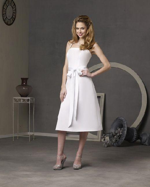 Simple Casual Wedding Ideas: Informal Wedding Dresses Gowns- Simple Yet Elegant