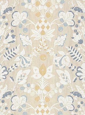DecoratorsBest - Detail1 - Sch 66391 - Sorano Weave - Linen - Fabrics - - DecoratorsBest