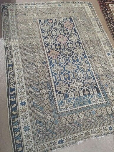 Antique Caucasian Rug At Pak Oriental Rugs San Francisco