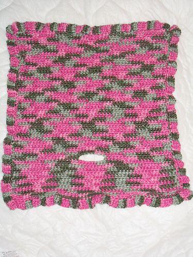 Car Seat Blanket Pattern By Jill Wright Crochet Kids Pinterest