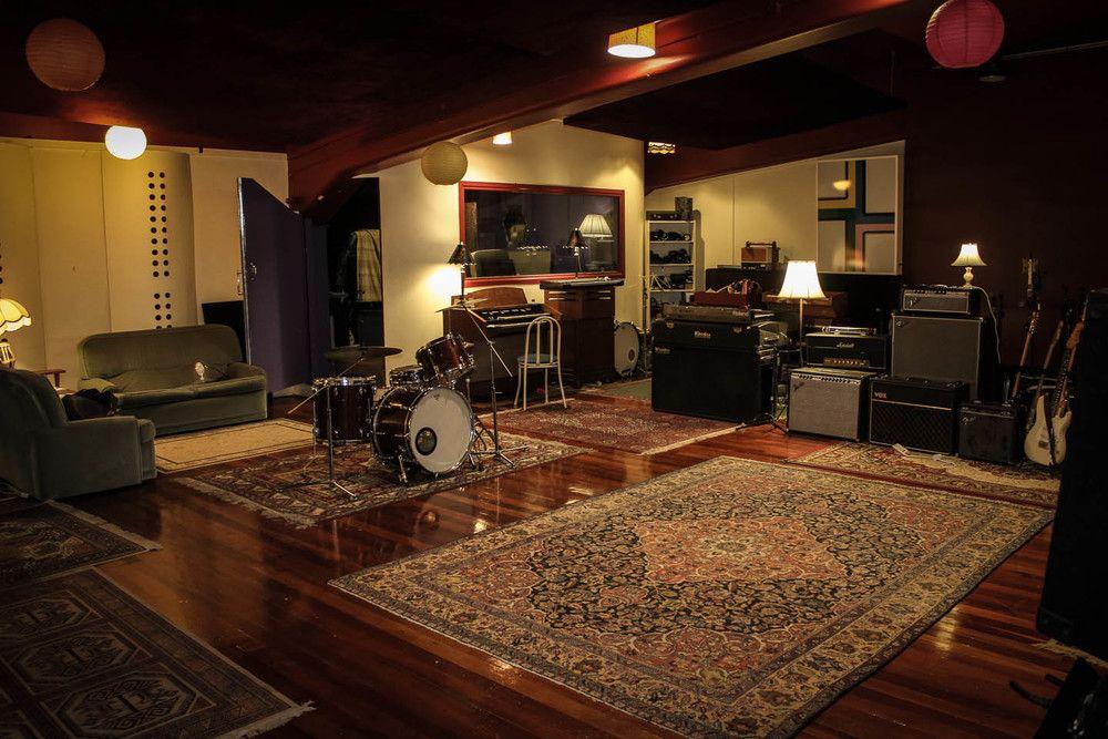 Live Room Recording Studio
