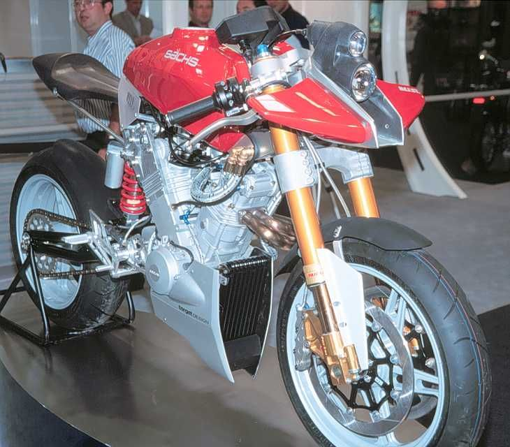 Intermot 2000 New Bikes - Non-Travelling Bikes, suitable for drooling... | Horizons Unlimited