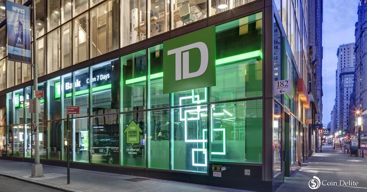 cryptocurrency td bank