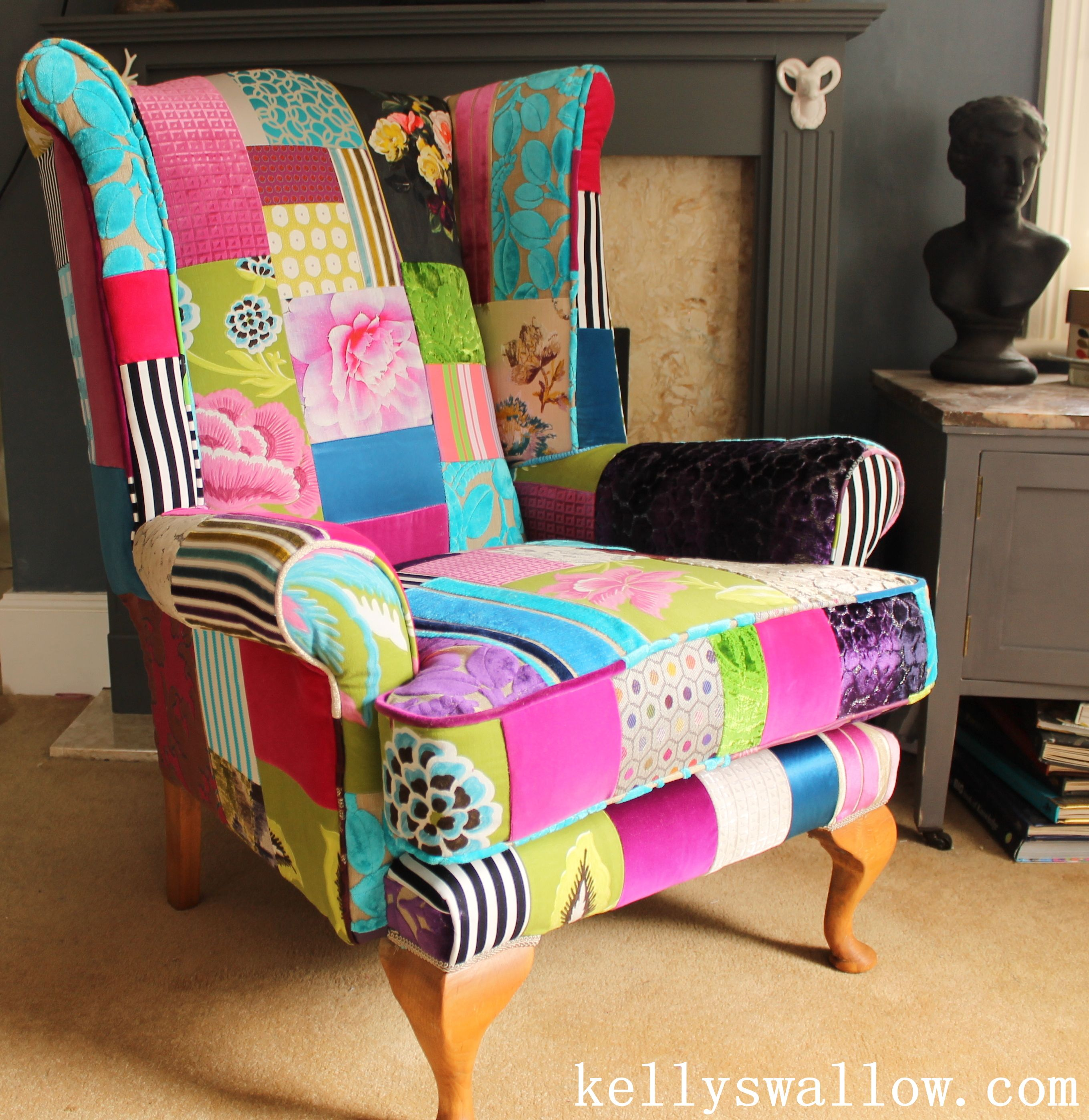 Make Love Not War Furniture Chair Funky Furniture