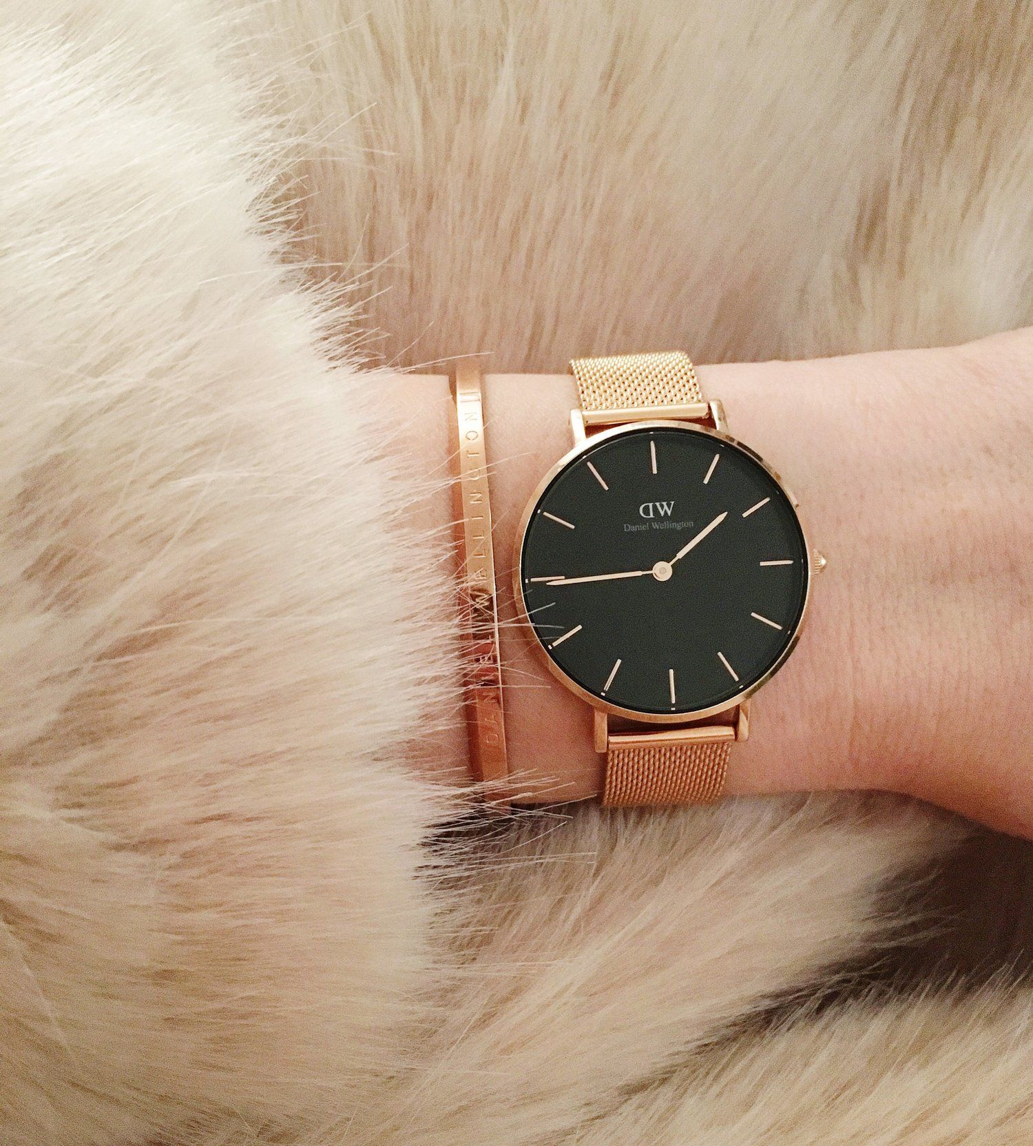 Daniel Wellington, Christmas, Rose Gold, Watches, Gift, Fashion