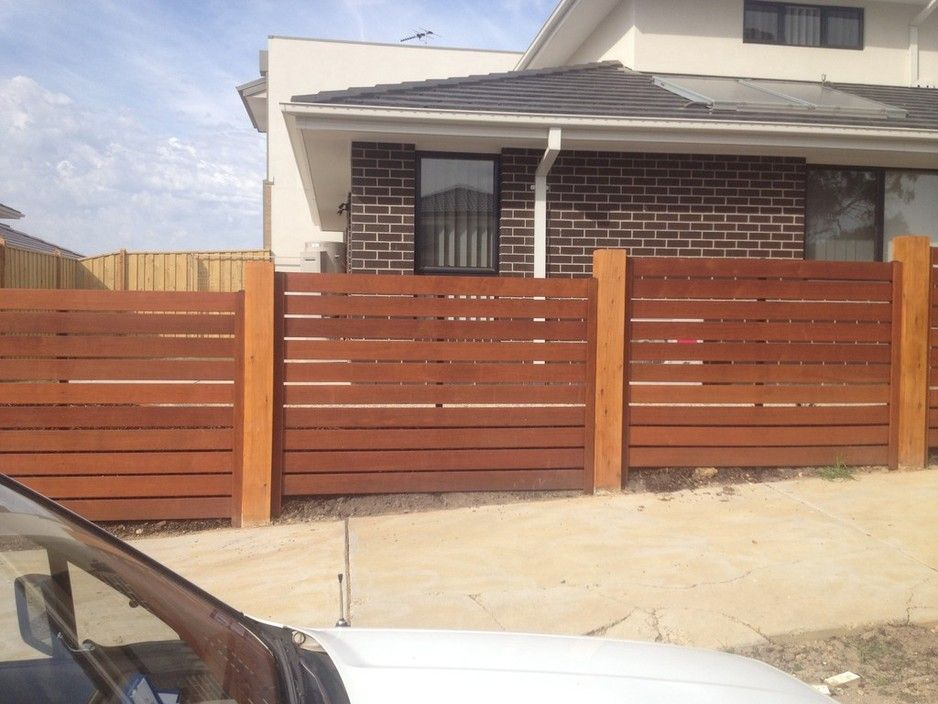 Merbau and cypress feature fencing robs fences gates pty ltd merbau and cypress feature fencing robs fences gates pty ltd fencingconstruction croydon workwithnaturefo