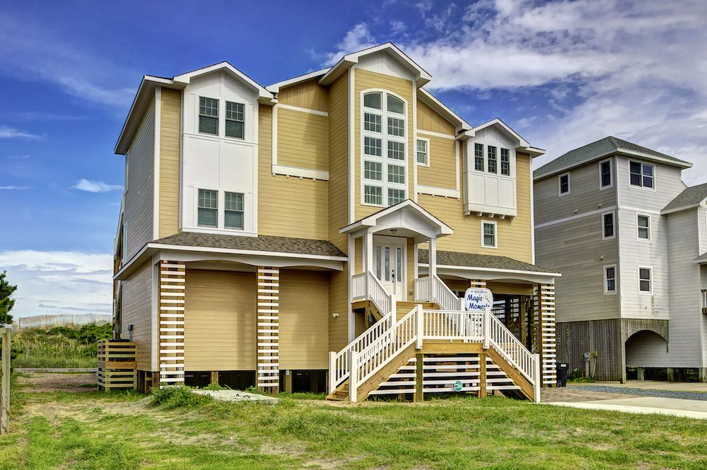 Incredible Obx Vacation Rentals On Hatteras Island Nc Places To Interior Design Ideas Pimpapslepicentreinfo