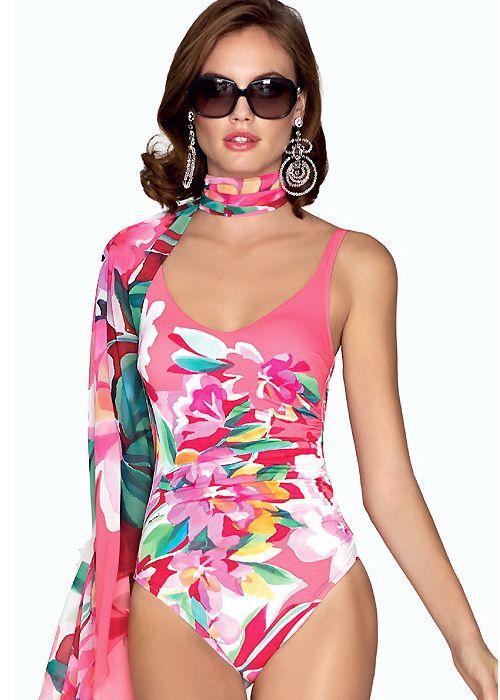 ff40d8a38ddf0a Roidal Flor Petunia Doria Swimsuit | Roidal Swimwear: Brand Focus ...