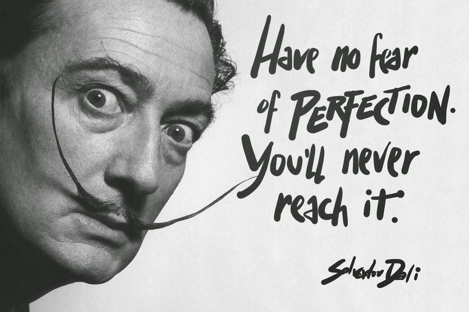Salvador Dali Quotes Salvador Dali Quotes Graphic Design