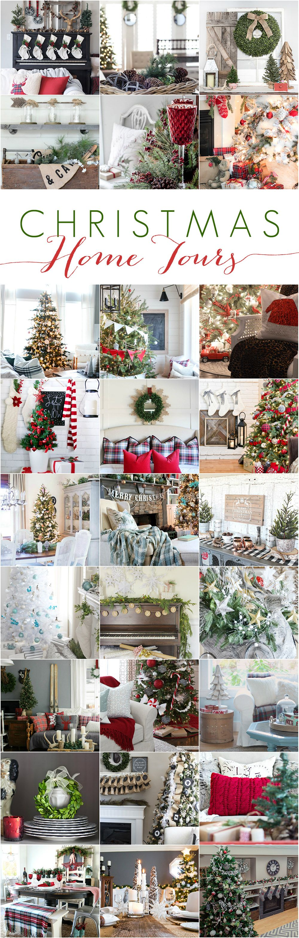 Christmas Home Tour With Country Living Country Living Magazine Living Magazine And Christmas