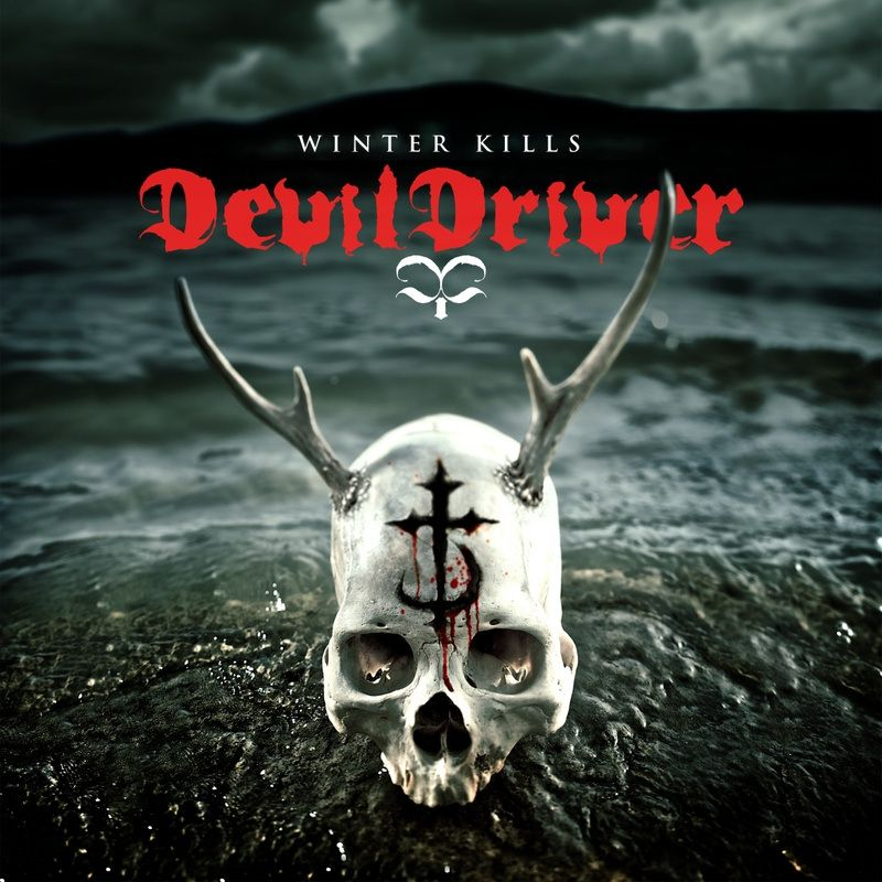 DEVILDRIVER Reveal Tracklisting for Winter Kills - Pre-Order Bundle Packages Available