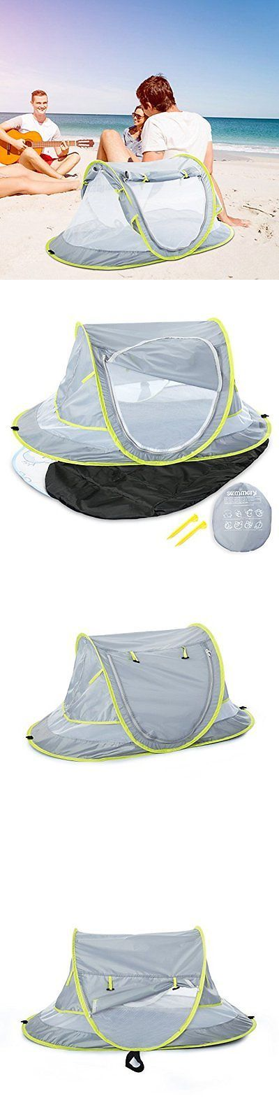 Play Shades and Tents 117033 Large Baby Beach Play Tent C&ing Outdoor Uv Protection Sun  sc 1 st  Pinterest & Play Shades and Tents 117033: Large Baby Beach Play Tent Camping ...