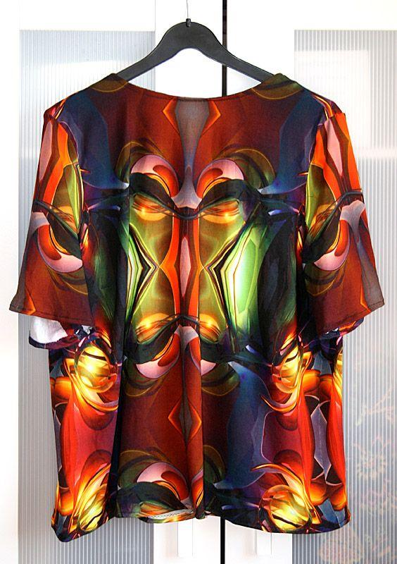 Alien Colours Shirt