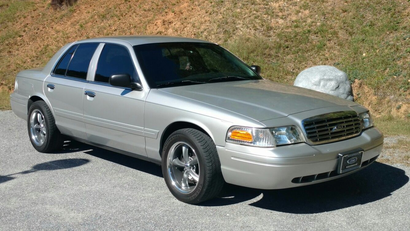 hight resolution of the crown victoria is a good starting point for a sleeper muscle car