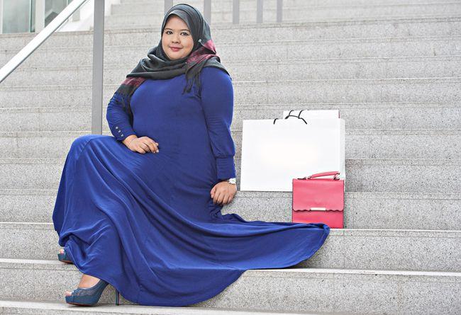 Image result for Baju Gamis Baju Wanita Ukuran Jumbo