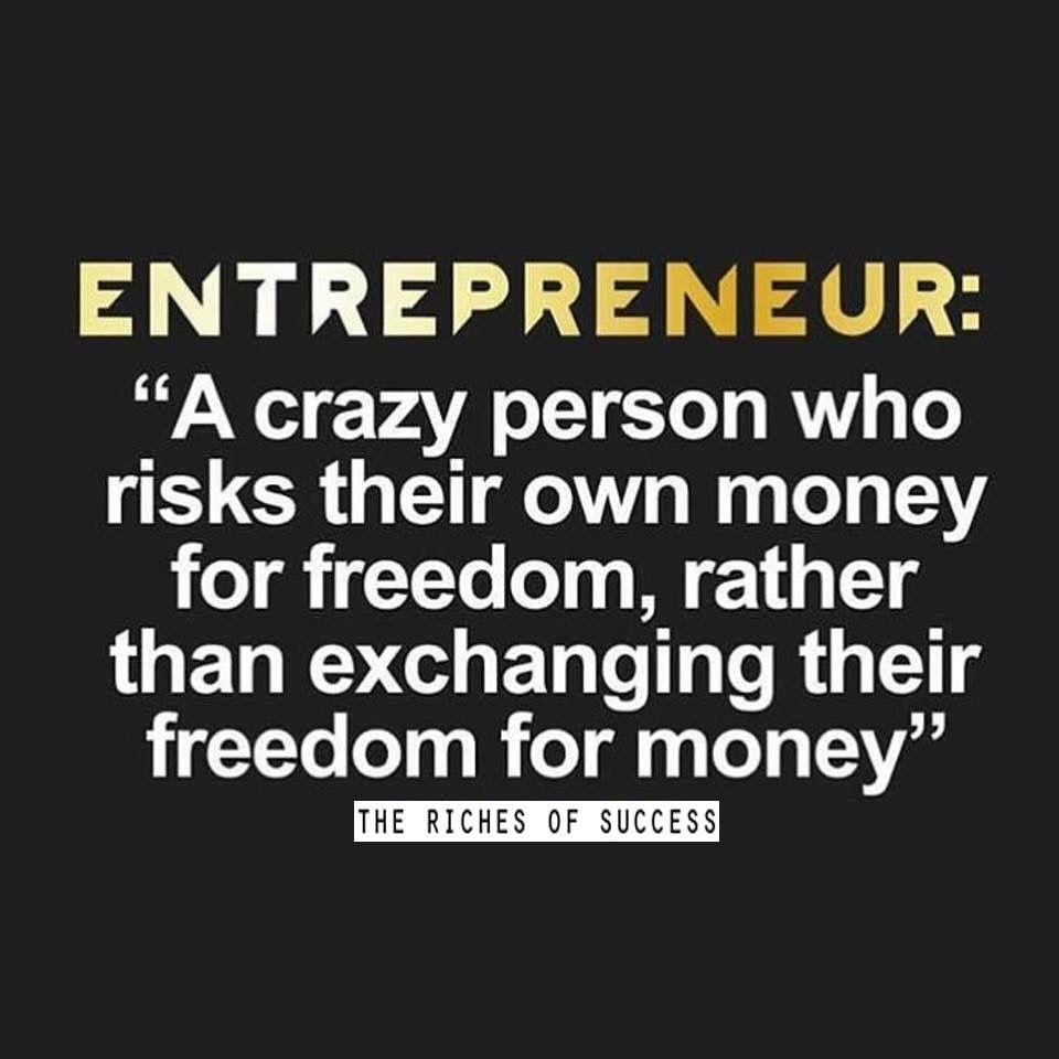 risk taking entrepreneur