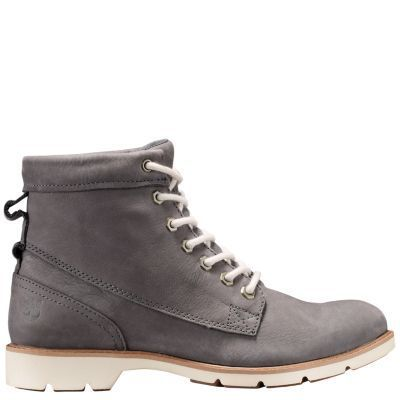 Timberland Women s Bramhall 6-Inch Waterproof Boots (Dark Grey Buttersoft  Leather) 9559a3dc6b