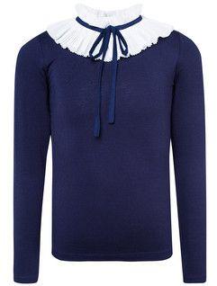0b42be91a91 Блузки для девочки - купить детские модные