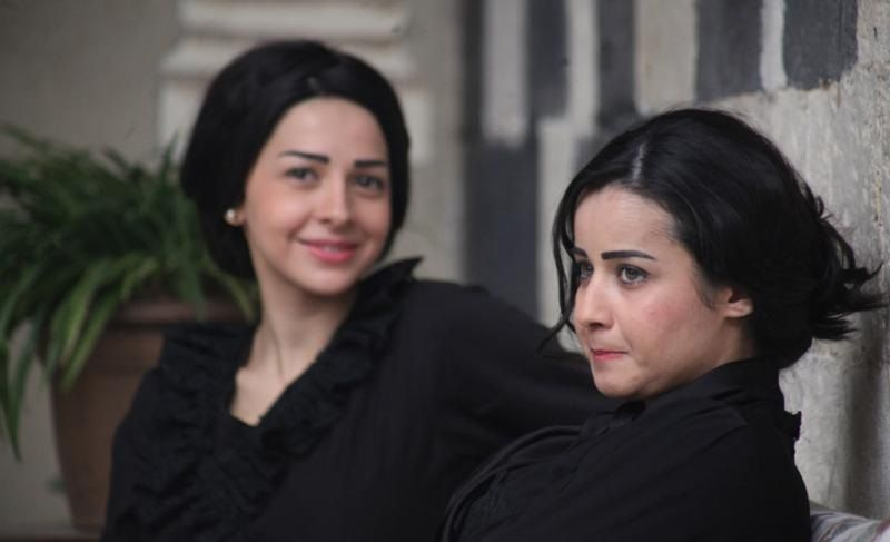 تاج حيدر Taj Haidar روعة السعدي Rawaa Al Sadi Syrian Celebs Syria