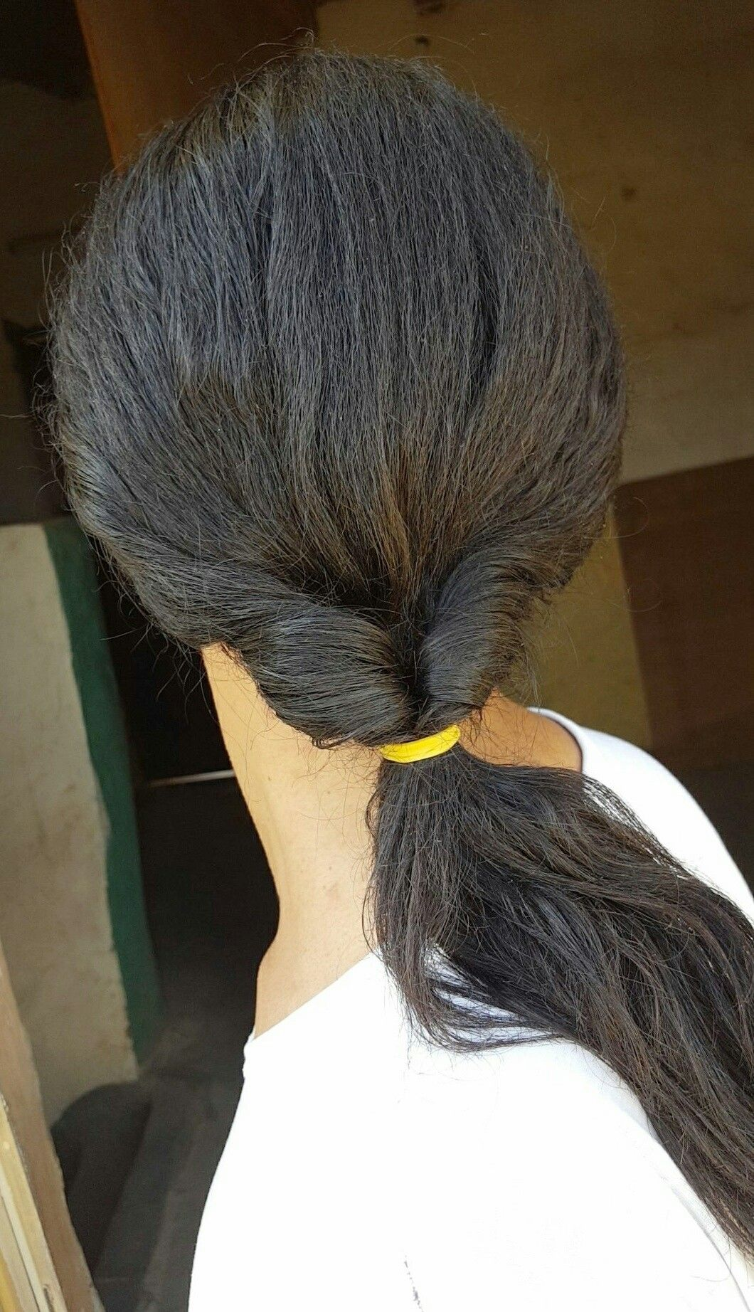 Low Ponytail Hair Hairstyle Ponytail Longhair Stylish Style Nice Nicehair Fashion Lowponytail Braids Braid تسريحة شعر ذيل الحصان المنخفضة Beautif