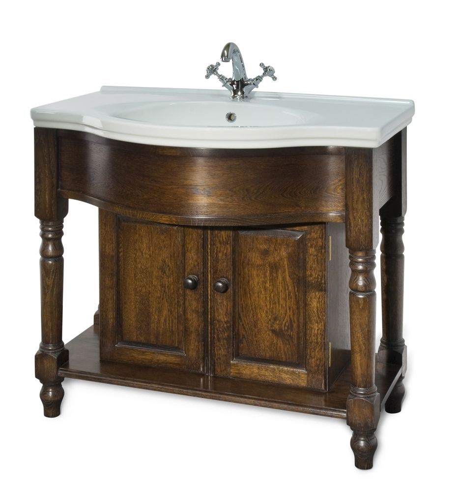 A Victorian Style Bathroom Vanity Unit Remodeling My Bath After