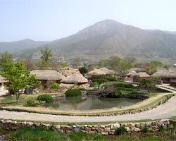 Landscape of South Korea
