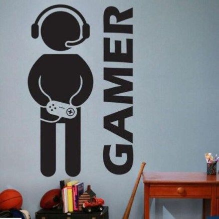 Latest Gamer Room Decoration Ideas 11 #gamerroom
