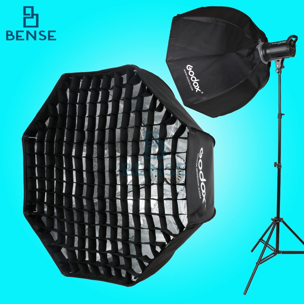 "59.99$  Watch here - http://ali1nl.shopchina.info/go.php?t=32800285201 - ""GODOX 32"""" 80cm Octagon Honeycomb grid  Umbrella Softbox & Bowens Mount Holder for Godox DE DP AD SK QT Bowens Studio Flash "" 59.99$ #magazine"