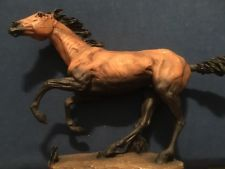 Born To Run Home Interiors Galloping Horse Figurine 11807 02 Horse Figurine Figurines Homco