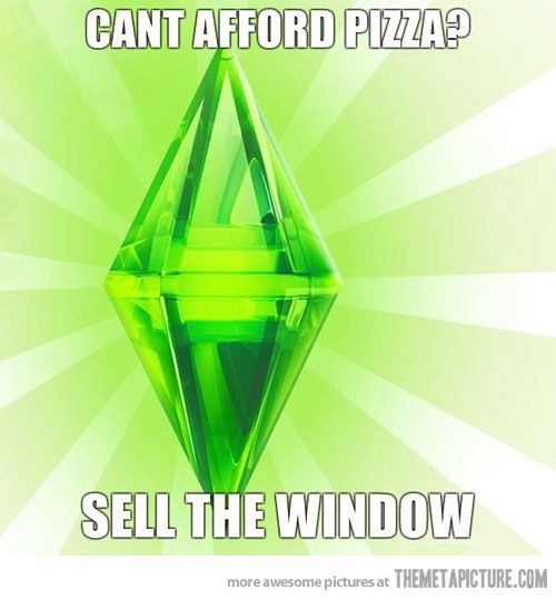 Sims' logic