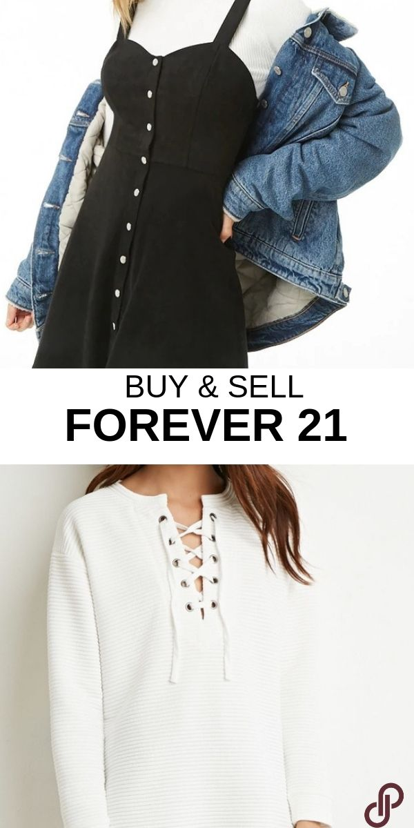 Buy And Sell Forever 21 On Poshmark! Download The Free App